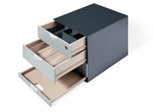 ORGANIZER DO KAWY,DURABLE COFFEE POINT BOX, 3385-58